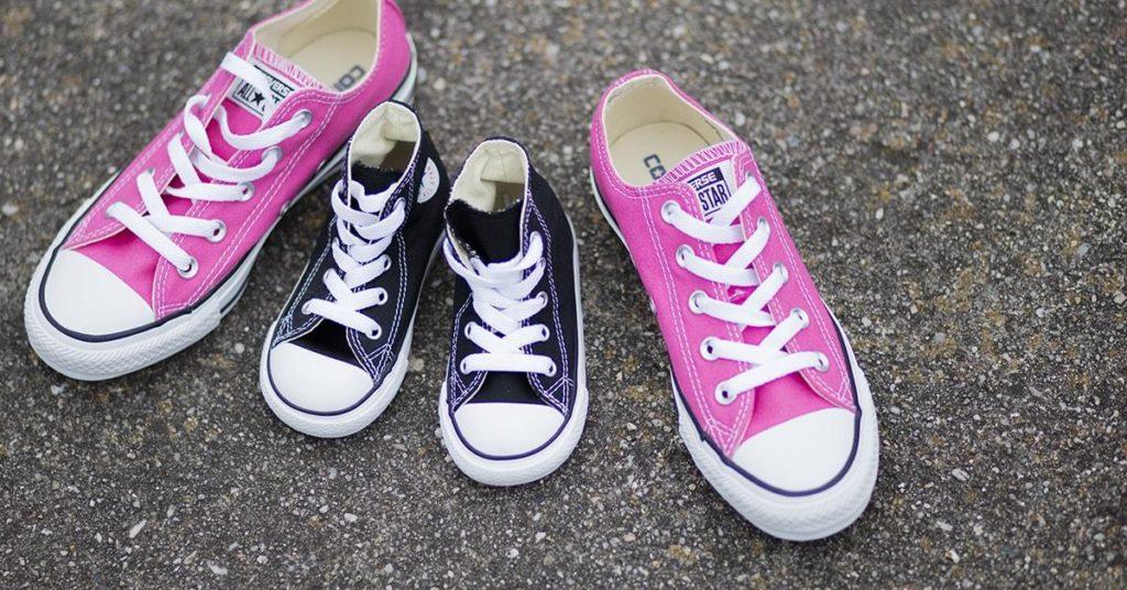 Pelearse carro a pesar de  6 elementos por los que reconocerás las zapatillas Converse originales |  Blog zapatos.es