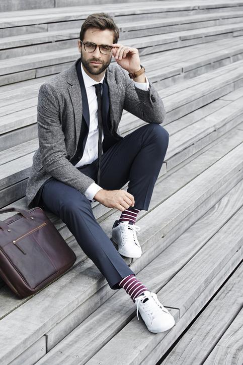 Que Calcetines Para Un Traje Pequeno Detalle Que Marca La Diferencia Blog Zapatos Es